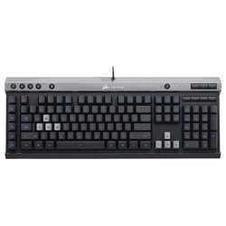 corsair raptor k40 gaming keyboard black usb