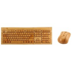Konoos KBKM-01 Wireless Brown USB