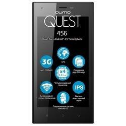 Qumo Quest 456 + дополнительные крышки в комплекте (черный) :::