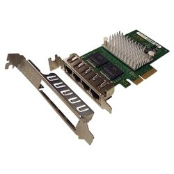 Fujitsu D3045 Quad port 1Gb adapter