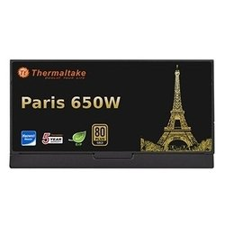 thermaltake paris 650w gold