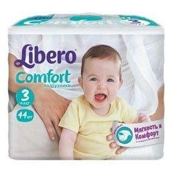 Libero Comfort 3 (4-9 кг) 44 шт.