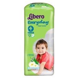 Libero Everyday 4 (7-18 кг) 13 шт.