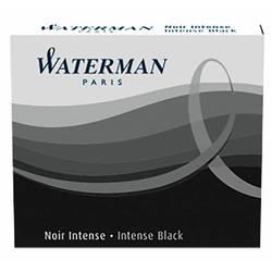 Картридж с чернилами 6шт (Waterman International S0110940) (черный)
