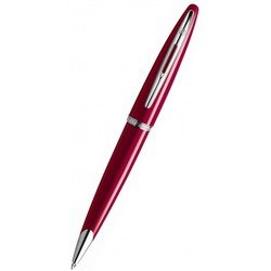 ��������� ����� Waterman Carene Glossy Red Lacquer ST Mblue