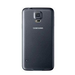 Задняя крышка для Samsung Galaxy S5 G900F (R0005156) (черная)