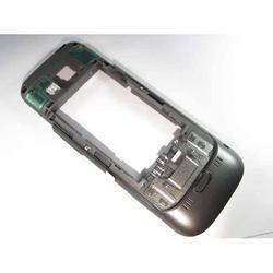Задняя панель корпуса для Nokia C5-00 в сборе (CD122558) (серый)