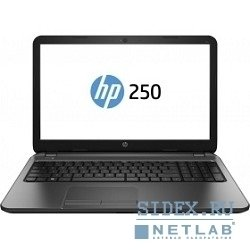 "ноутбук j0y13ea hp 250 core i3-3217u, 4gb, 500gb, dvdrw, int, 15.6"", hd, mat, win 8.1 em 64, bt4.0"