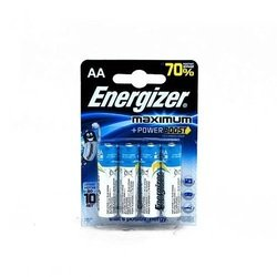 алкалиновая батарейка energizer maximum 638634 (2 шт)