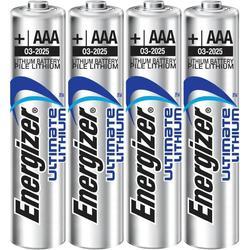Литиевая батарейка Energizer Ultimate 639171 (4 шт)