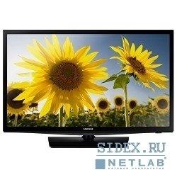 Телевизор LED Samsung UE19H4000AK черный LED,  1366 x 768,  HDMI,  USB,  SCART