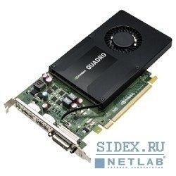 PNY Quadro K2200 PCI-E 2.0 4096Mb 128 bit DVI Retai