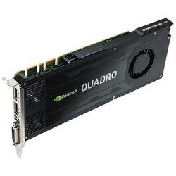Видеокарта PNY Quadro K4200 4GB PCIE 2xDP DVI-I DVI-D 3D (VCQK4200BLK-1) bulk