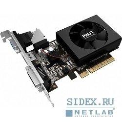 Palit GeForce GT730 1024 Mb 64bit sDDR3 CRT DVI HDMI OEM