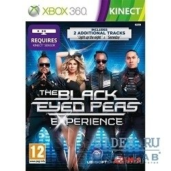 Игры The Black Eyed Peas Experience Special Edition (для Kinect)