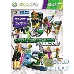 Игры Sports Island Freedom (для Kinect)