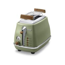 Тостер DeLonghi CTOV 2003GR (зеленый)