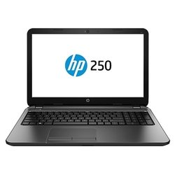 "hp 250 g3 (j0x94ea) (celeron n2830 2160 mhz/15.6""/1366x768/4.0gb/500gb/dvd-rw/intel gma hd/wi-fi/bluetooth/dos)"
