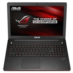 "asus g550jk (core i5 4200h 2800 mhz/15.6""/1366x768/8.0gb/750gb/dvd-rw/nvidia geforce gtx 850m/wi-fi/bluetooth/win 8 64)"
