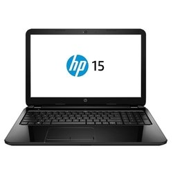 "hp 15-g008sr (a8 6410 2000 mhz/15.6""/1366x768/4.0gb/500gb/dvd-rw/amd radeon hd 8570m/wi-fi/bluetooth/dos)"