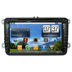 sidge volkswagen sharan (2010-2011) android 2.3