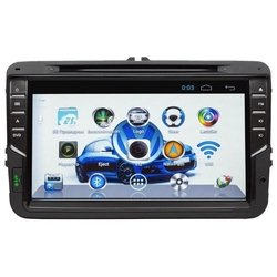 sidge volkswagen polo (2010-) android 4.0