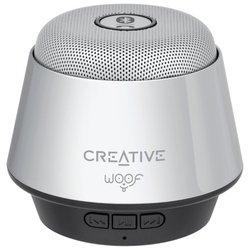 Creative WOOF MF8210 (серебристый)