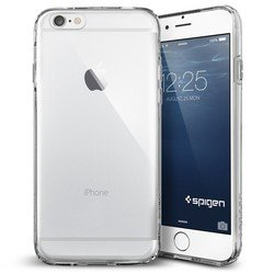 Клип-кейс для Apple iPhone 6 4.7 Spigen Capsule Series (SGP10940) (кристально-прозрачный)