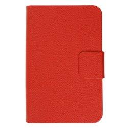 Универсальный чехол-подставка для планшета 7 Smartbuy 360 Rotation (SBC-360 Rotation UNI-7-R) (красный)