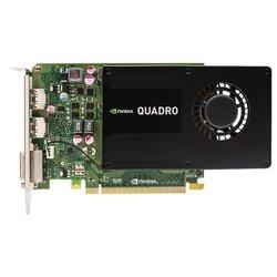 PNY Quadro K2200 1046Mhz PCI-E 2.0 2048Mb 5012Mhz 128 bit 2560x1600 DVI 2xDisplayPort (VCQK2200-PB) RTL