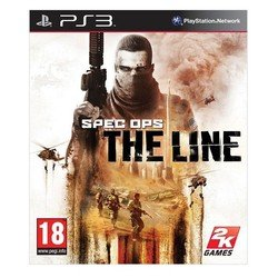 Игра Sony PlayStation 3 Spec Ops: the Line  doc