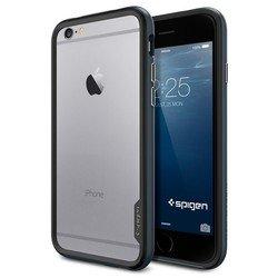 "Чехол-бампер для Apple iPhone 6, 6s 4.7"" (Spigen Neo Hybrid EX Series SGP11023) (металлический)"