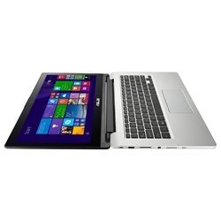 "asus transformer book flip tp300la (core i3 4030u 1900 mhz/13.3""/1366x768/4.0gb/500gb/dvd нет/wi-fi/bluetooth/win 8 64)"