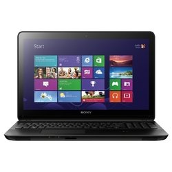 "sony vaio fit e svf1532g4r (core i5 4200u 1600 mhz/15.5""/1366x768/6.0gb/1000gb/dvd-rw/wi-fi/bluetooth/win 8 64)"