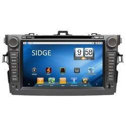 sidge toyota corolla (2007-2013) android 2.3