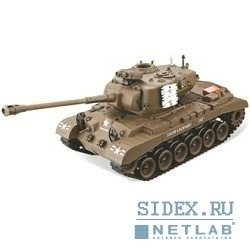 ���� �, �,  yh4101-4 m26 pershing (snow leopard),  1:20,  brown new