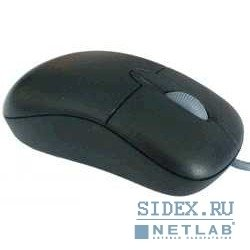 мышь microsoft basic optical mouse,  black usb+ps, 2 (q66-00008, q66-00029) oem