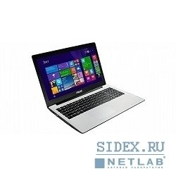 "ноутбук asus x553mal n3530, 4g, 750gb, dvd-smulti, 15, 6""hd, wi-fi, bt, camera, win8.1 (90nb04x2-m02010)"