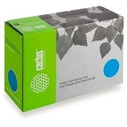 Тонер-картридж для Oki C610, C610n, C610dn, C610DM, C610dtn (Cactus CS-O610C) (голубой)