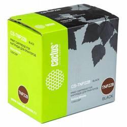 Тонер-картридж для Konica Minolta bizhub C35, C35P (Cactus CS-TNP22B) (черный)