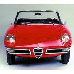 Alfa Romeo Spider III 2000 Veloce