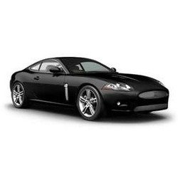 jaguar xk coupe 5.0 xkr v8 supercharged