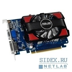 Видеокарта ASUSTeK GT730-4GD3 4Gb 128bit GDDR3 700, 1100 DVI, HDMI, CRT, HDCP RTL