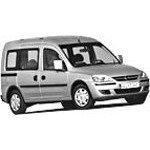 Opel Combo Tour 1.7 DI 16V