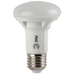 Светодиодная лампа ЭРА LED smd (R63-8w-827-E27) (белый свет)