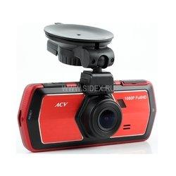 Видеорегистратор ACV GQ614 Lite (красный)