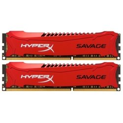 ����� ������ Kingston HyperX Savage 16Gb 2133MHz (HX321C11SRK2/16)