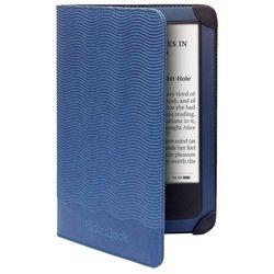 Чехол для PocketBook 640/614/624/626 (PBPUC-640-BL) (синий)