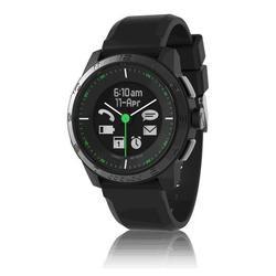 Cookoowatch Version 2 (Sporty Chic) (черные часы и ремешок/черная отделка)