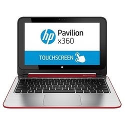 "hp pavilion 11-n050sr x360 (celeron n2830 2160 mhz/11.6""/1366x768/4.0gb/500gb/dvd нет/intel gma hd/wi-fi/bluetooth/3g/win 8 64)"